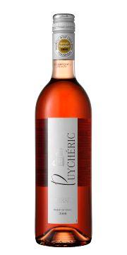 Puycheric Syrah Rosé, sällskapsvin, till fisk- och kycklingrätter eller sallader