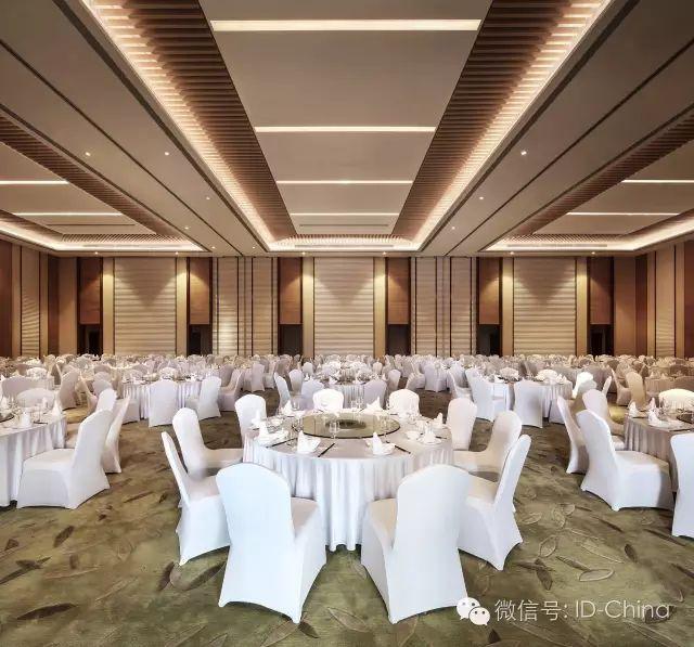 Banquet Hall Design: Ballroom & Pre-function