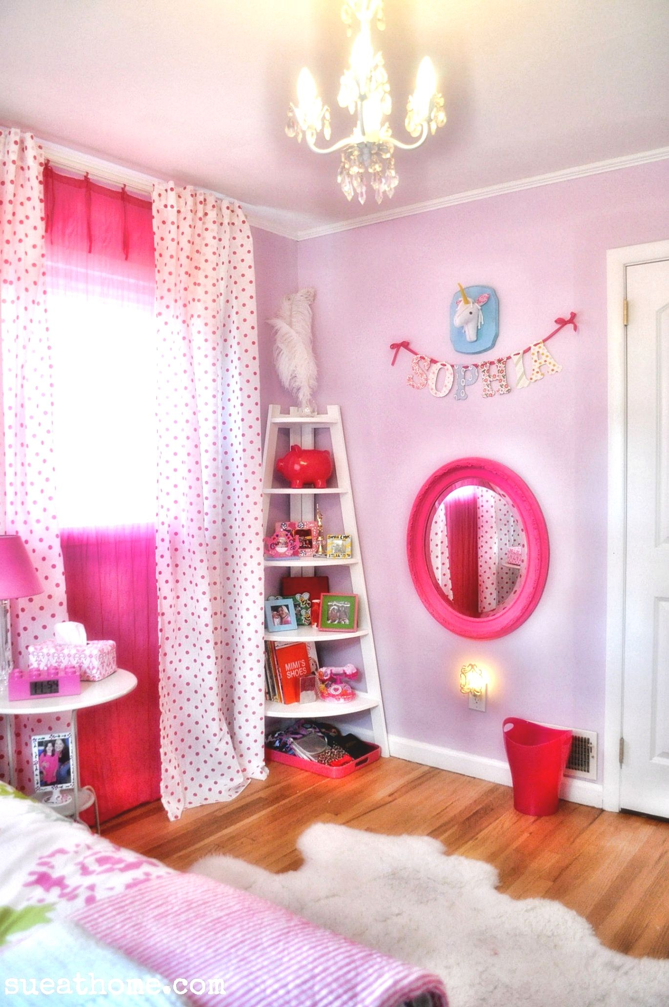 Girl Bedroom Remodel Ideas Eliminate Clutter To Help Make Your Rooms Feel Bigger Consider Re Kids Bedroom Designs Interior Decoration Bedroom Bedroom Design