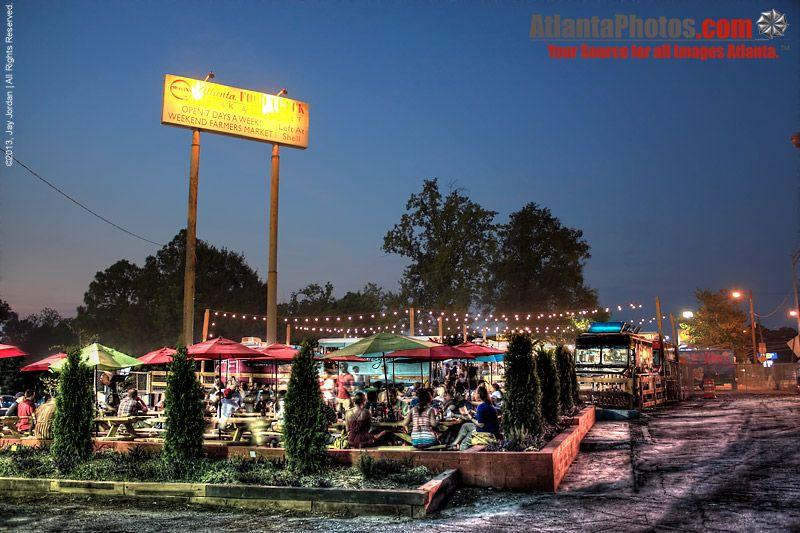 food trucks dallas park