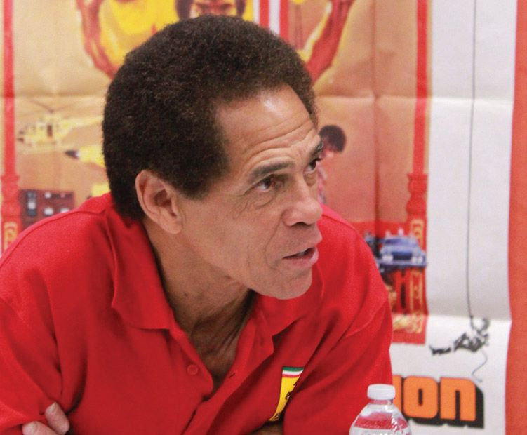 Albuquerque comic expo guest stars jim kelly african