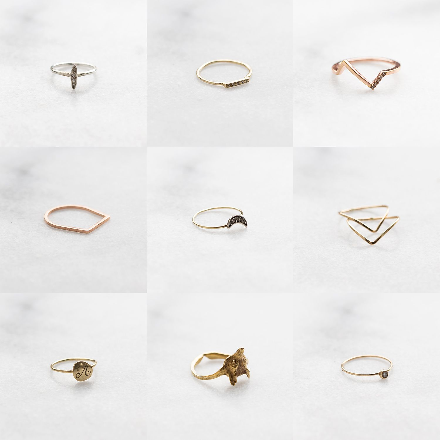 Image result for minimalist jewelry ring