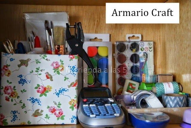 Nuestro armario craft