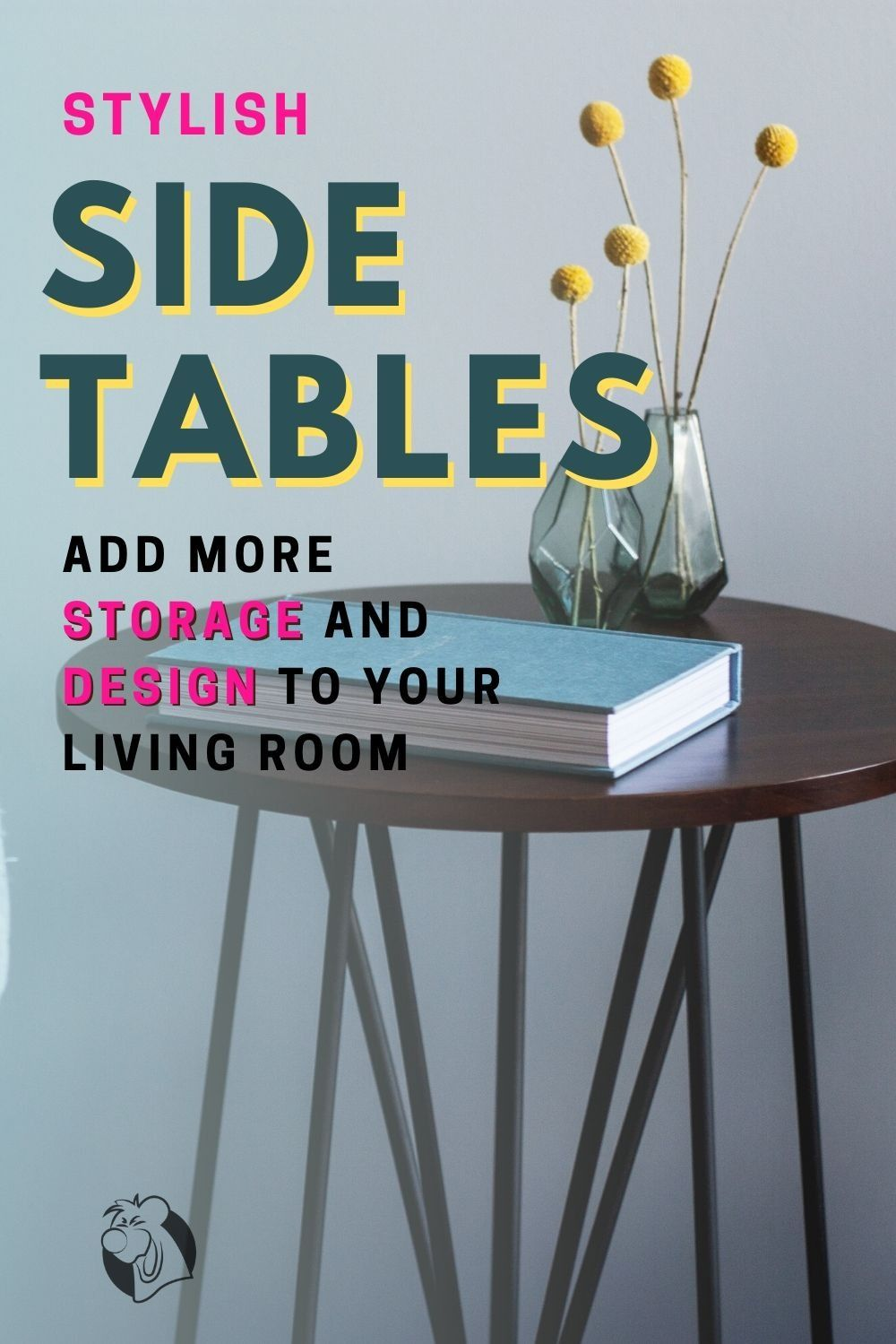 Since furniture shopping can sometimes be quite the hassle, we're here to lend a helping hand to give you the idea of side tables that would add more storage and design to your living room.  #balooworldotca #homedecor #sidetable #sidetable #sidetablestyling #sidetableideas #furnituredesign #furniture #furnitureshopping #livingroomfurniture #bedroomfurniture #homedecorating #homedecorideas #homedecors #homedecorlove #homedecorinspirations #stylishfurniture #styleonmytable #decorateyourhome