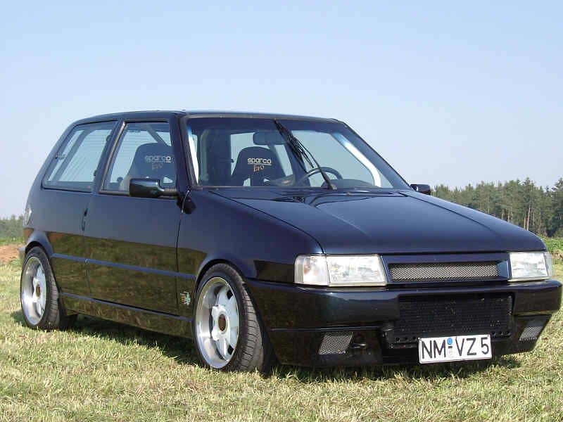 Fiat Uno Turbo Avec Images Voitures Musclees Voiture Auto