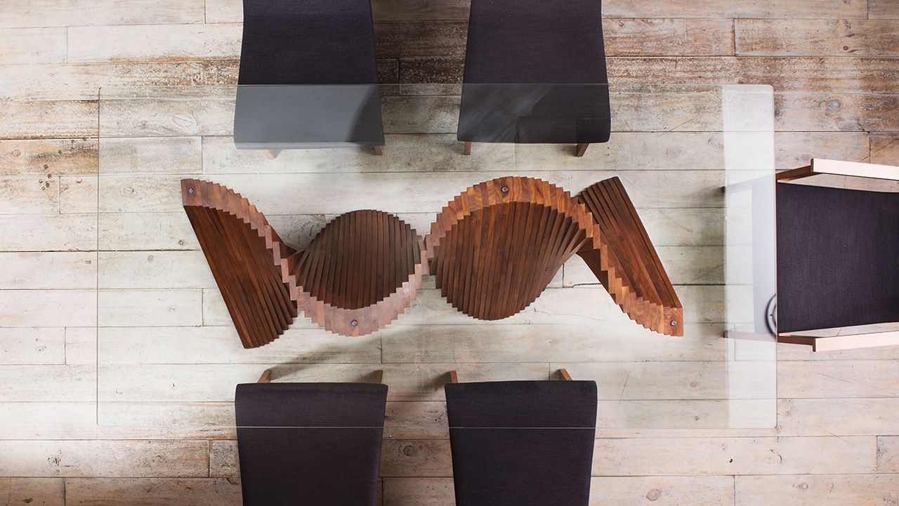 Kenneth Cobonpue : Collections : WAVE : Dining Table, small ...