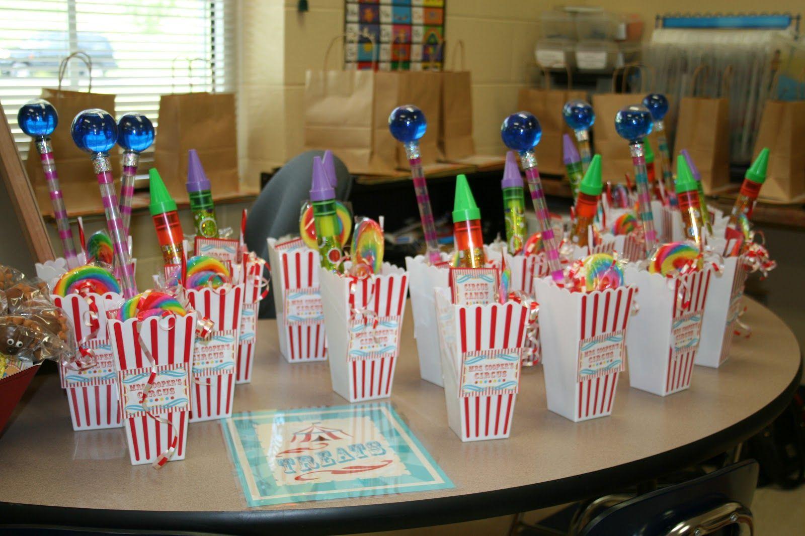 Birthday Celebration In The Class Kindergarten