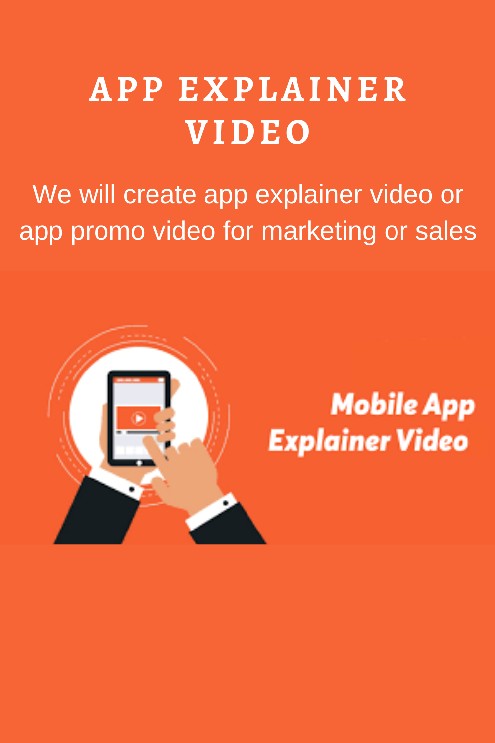 How To Create An App Promo Video How To Make Promo Video For Android App How To Make App Video Promo Videos Explainer Videos Video Maker App