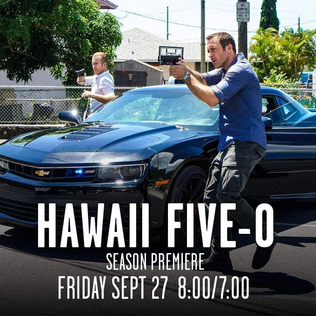 La S10 De Hawaii 5 0 Demarre Le 27 Septembre Sur La Chaine