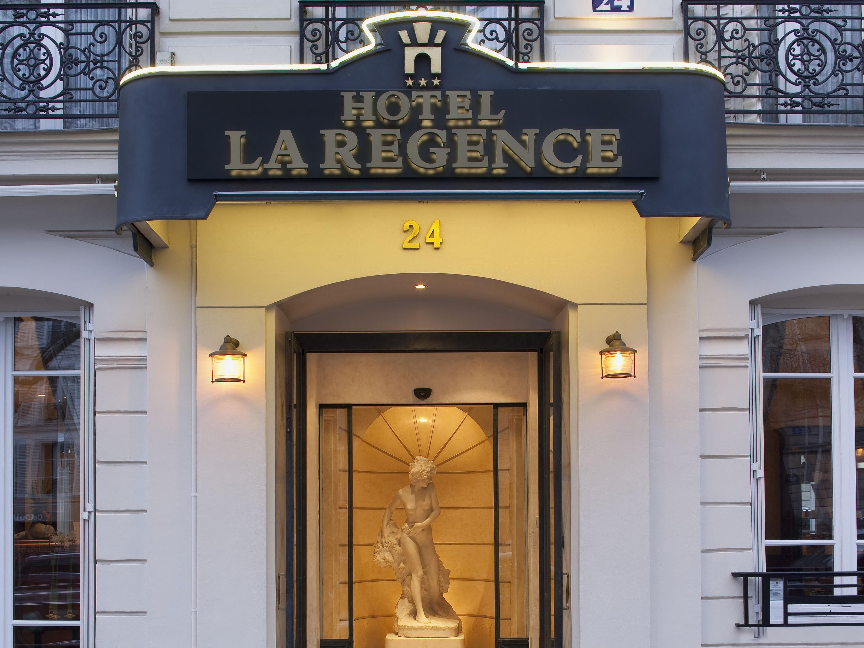 Paris La Regence Etoile Hotel France Europe The 3 Star