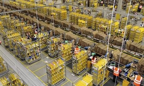 My Week As An Amazon Insider What Is Amazon Supply Chain