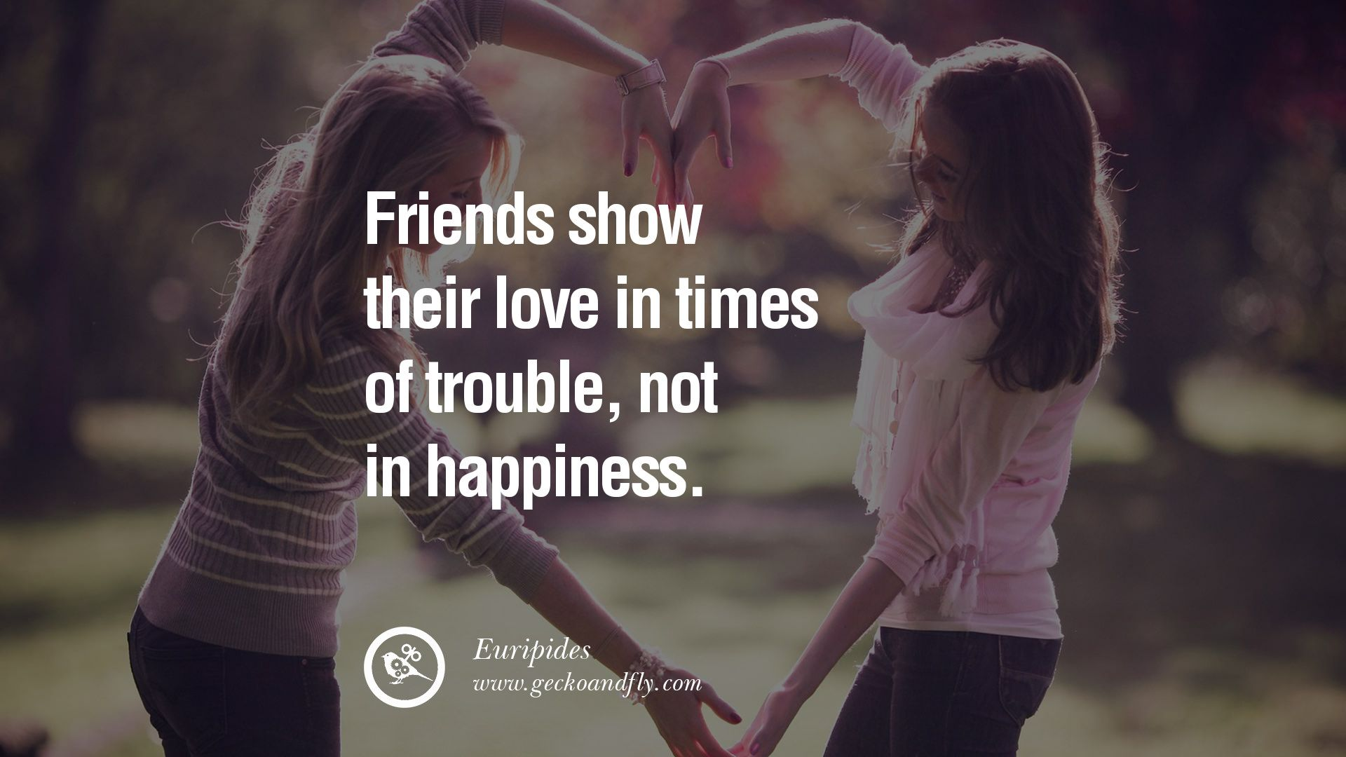 Inspirational Quote About Friendship Love Friendship Quotes Inspirational Quotes  Quotes About