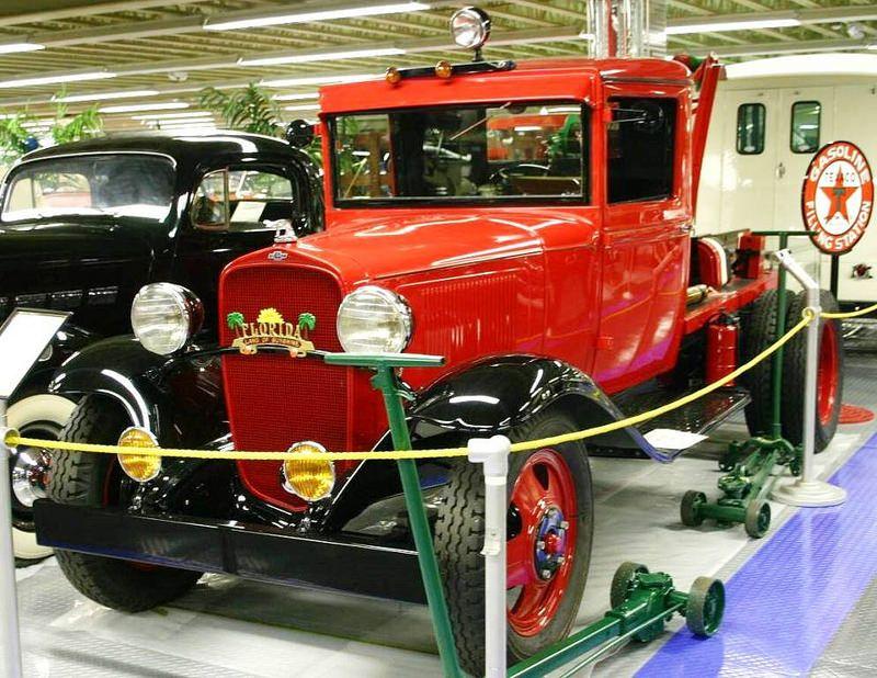 1933 Chevrolet Çekici