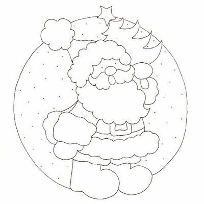 Dibujos de navidad para bordar natal christmas - Dibujos navidenos para bordar ...
