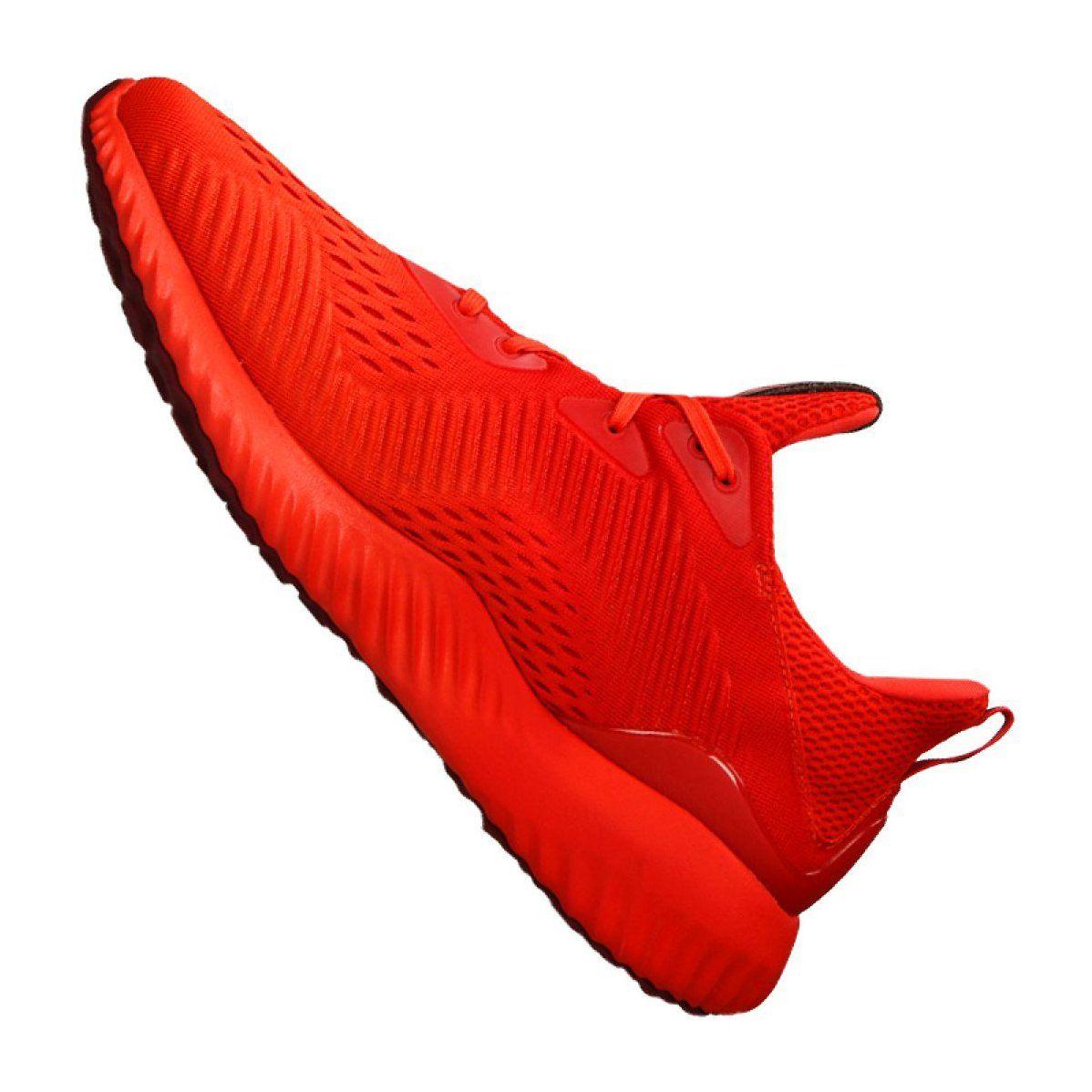Buty Adidas Alphabounce Em M Bw1202 Czerwone Buty Adidas Buty