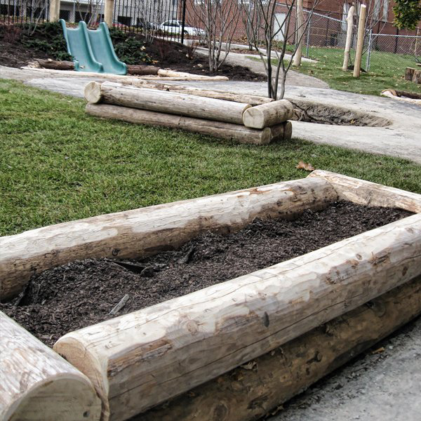 Log Raised Garden Beds: Nature's Instruments In 2020
