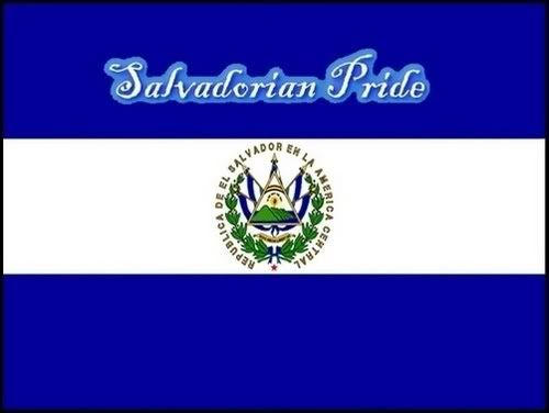 Pics Of The El Salvador Flag Google Search Flag Coloring Pages
