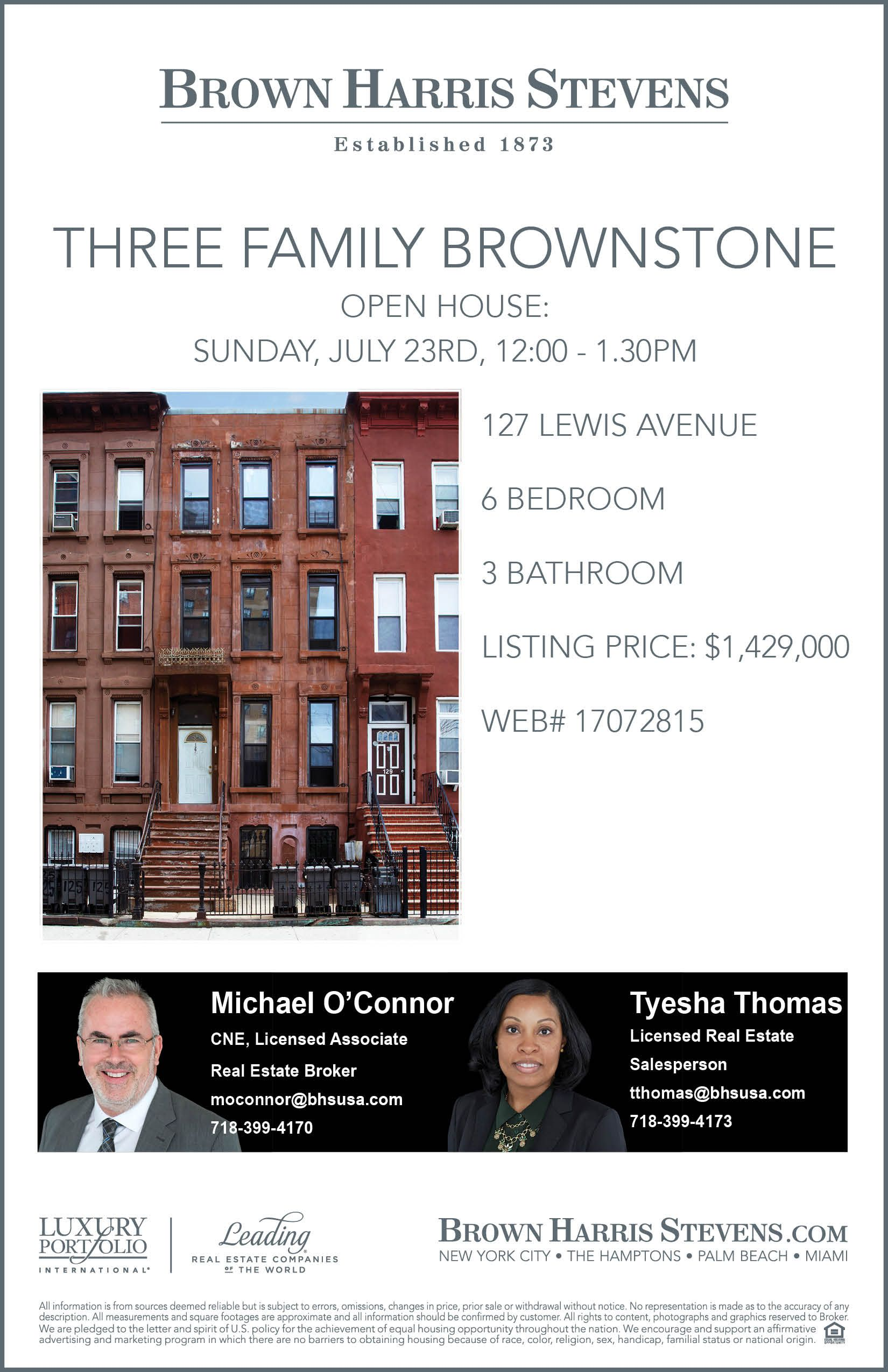 Open House this Sunday, July 23rd noon 1.30pm. Open