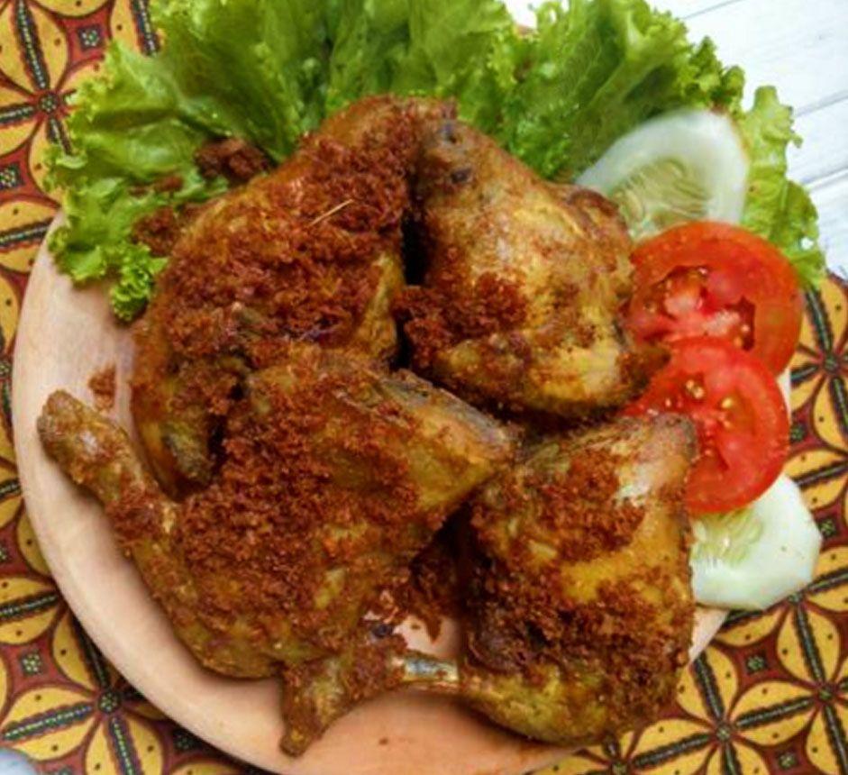 Resep Pepes Ayam Tulang Lunak Bumbu Kuning Asli Sunda Resep Masakan Masakan Resep