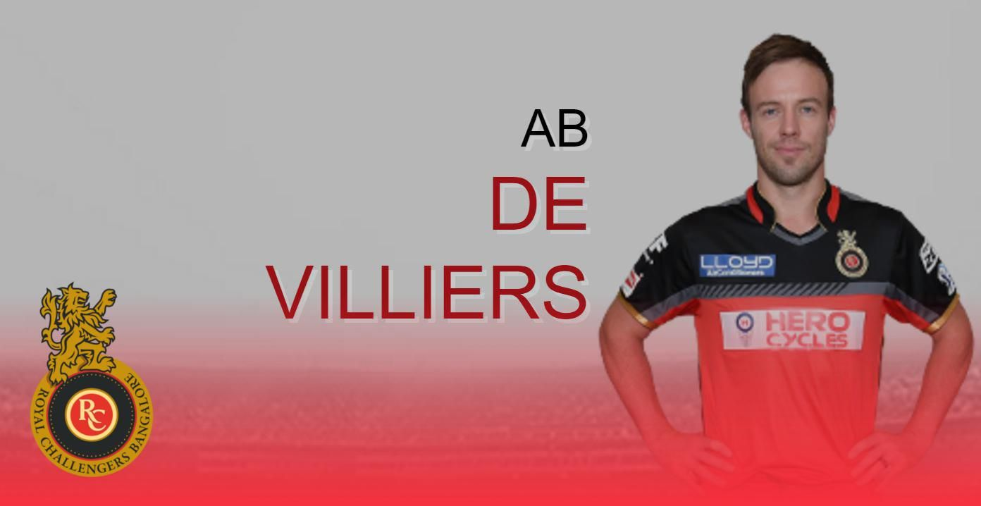 You Missed Out Something Today It Shouldn T Be Abd Rcbvskxip Ab De Villiers Royal Challengers Bangalore Abs