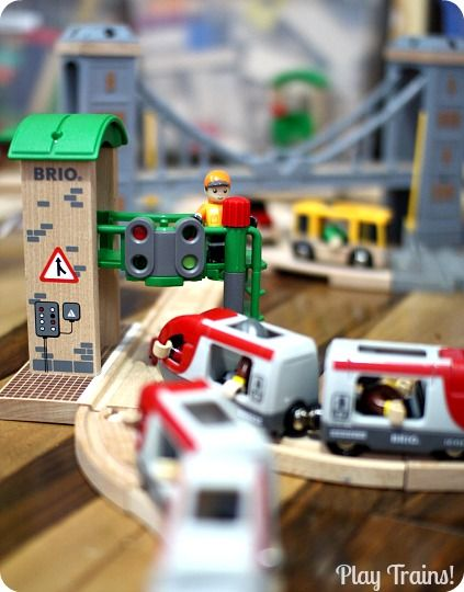 The Play Trains Guide To The Best Wooden Train Sets 2018 Ideas
