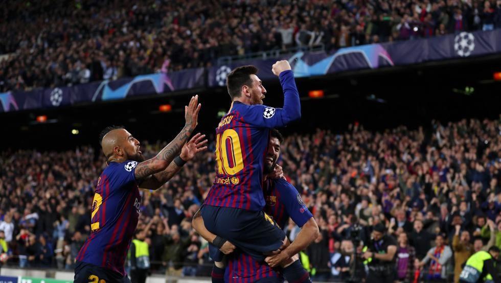 Barcelona 30 liverpool uefa champions league champions