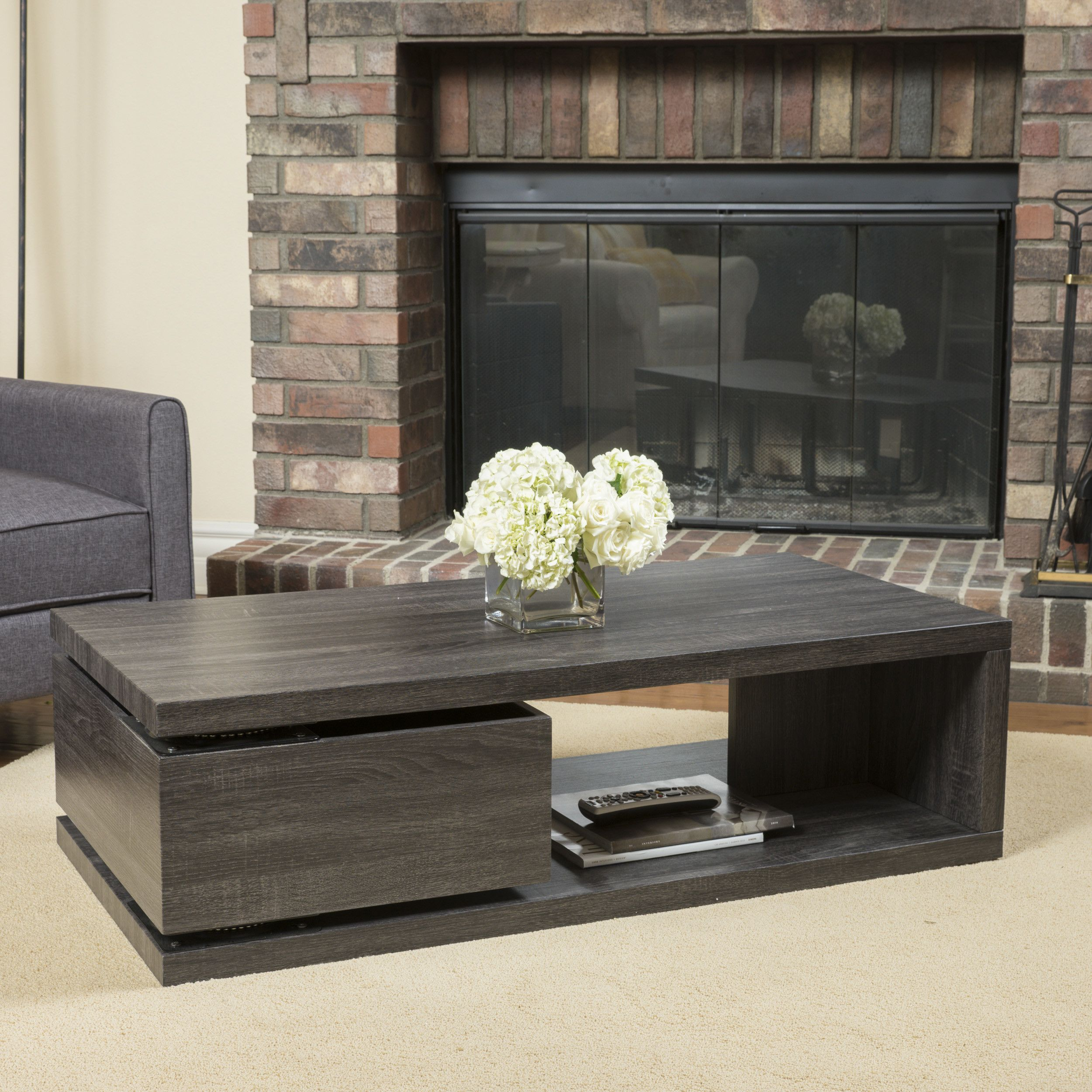 you ll love the delwood coffee table at wayfair great deals on all
