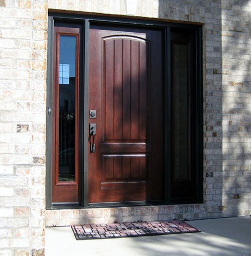 Fiberglass Entry Doors In St Louis Front Door Dealers Install