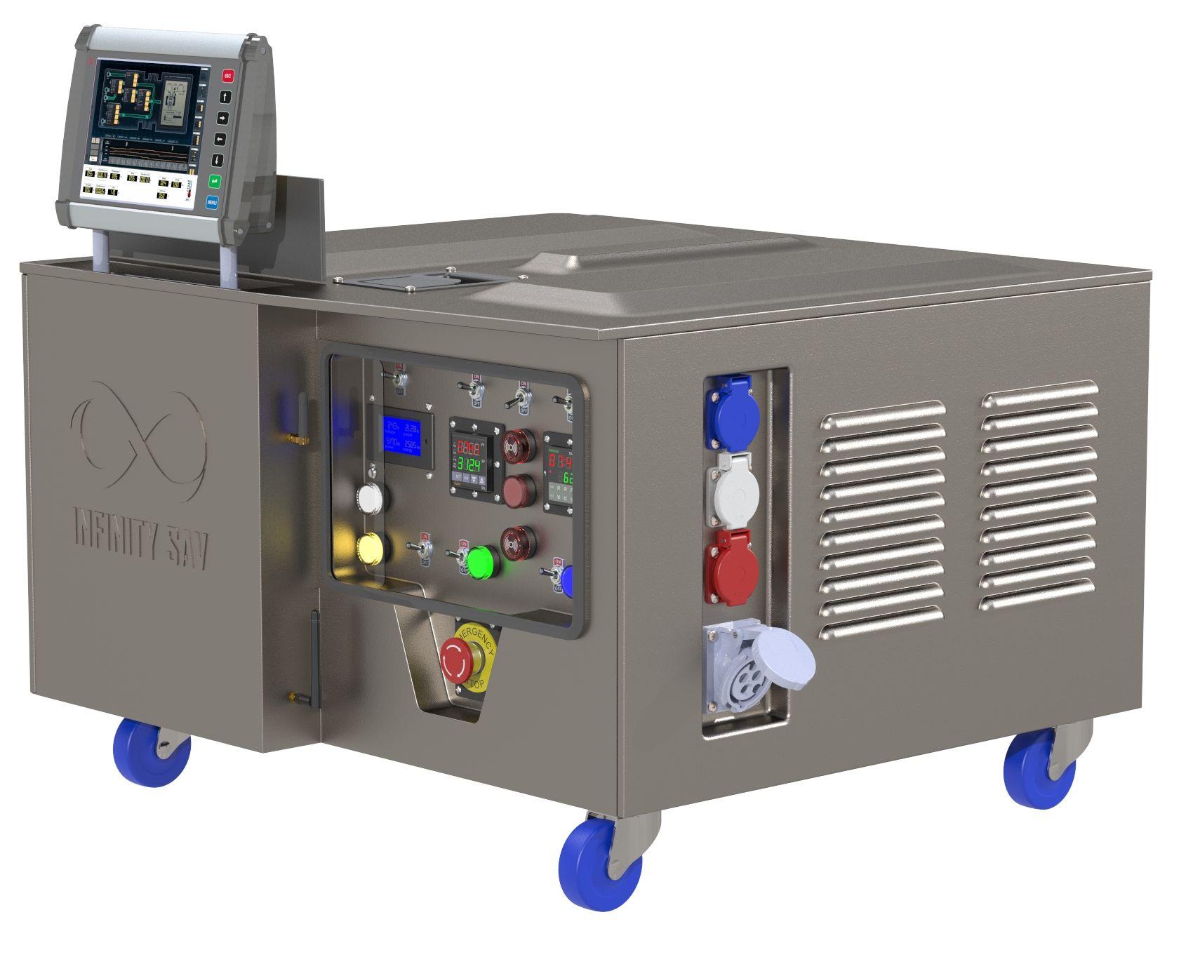 10kw Magnetic Generator Infinity Sav Magnetic Generator Free Energy Generator Generation