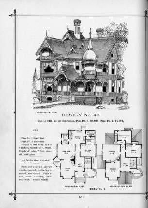 Cottage Souvenir #2 , 1891 :: George F. Barber Collection ...