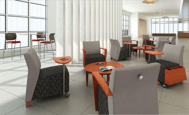 Ideon Visit Collaborative Seating Ispace Furniture
