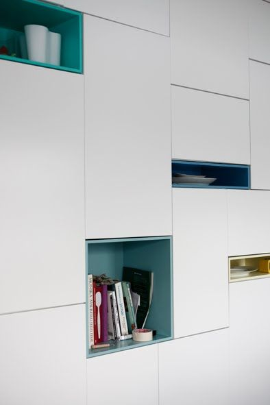 Ikea Metod used as Iounge wall units (Furniture Designs Shelves - schlafzimmerschrank nach maß