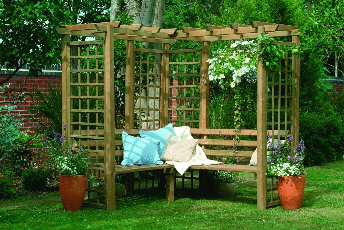 Elegant Garden Pagoda Designs Wooden Cadagu Com 4 Seater Corner Wooden Garden  Arbour Pagoda Trellis Frame 2
