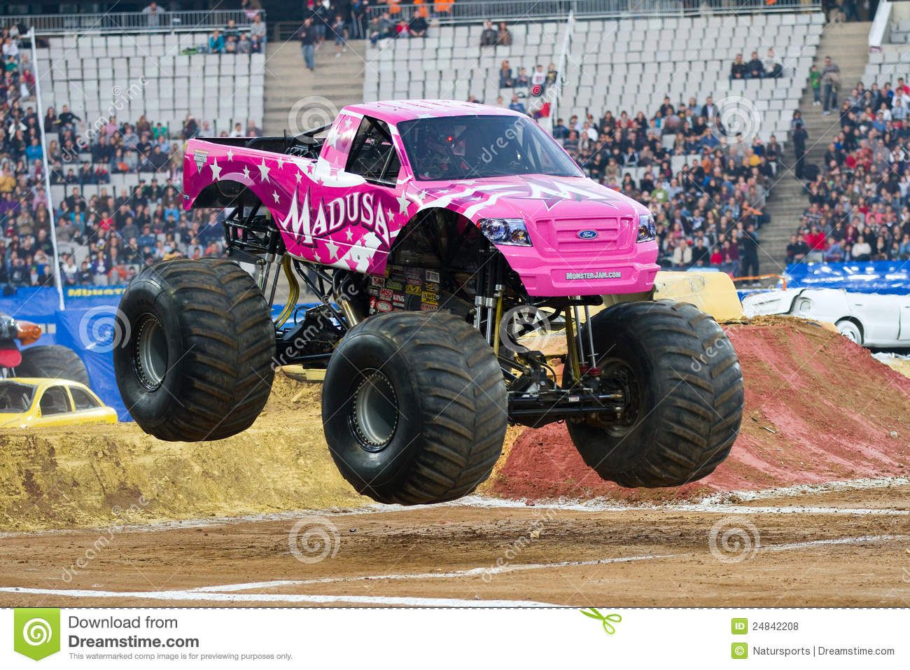 Madusa Monster Truck Editorial Stock Photo Image 24842208 Monster Trucks Jacked Up Trucks Trucks