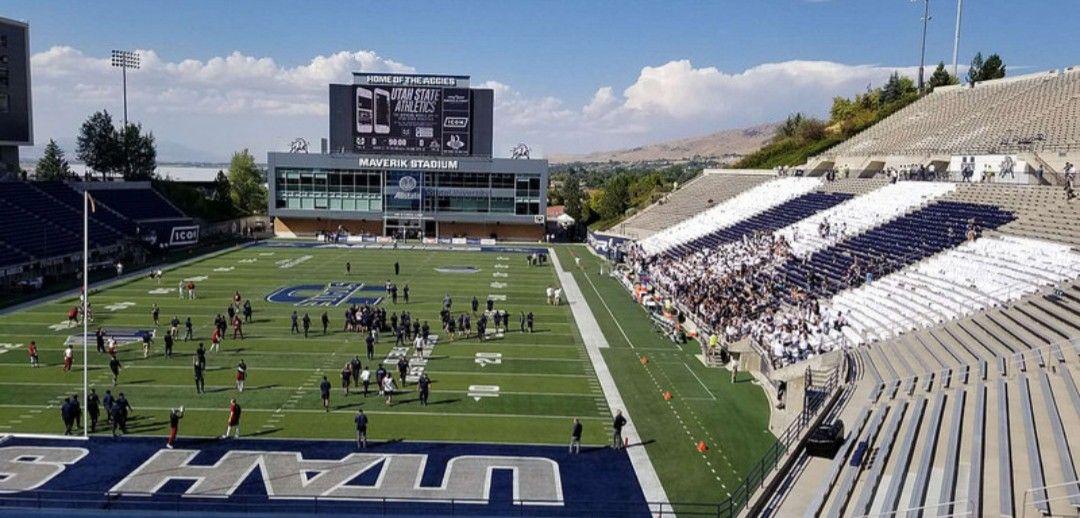 Utah State University. Logan, Utah. GO AGGIES Utah state
