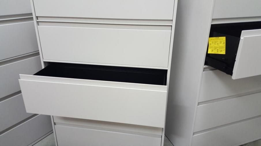 pretty nice fe872 58a97 Images of Steelcase 42 Inch 5 Drawer Lateral Locking Filing ...