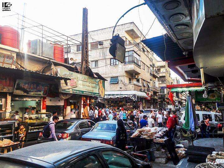 أحد أبرز الأكلات الشعبية برمضان هو الناعم ايمتى آخر مرة أكلت فيها ناعم الشعلان دمشق في 28 05 2017 2 رمضان 1438 Shaalan Damasc Street View Scenes Views