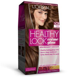 Healthy Look Glossy Hair Color Hair Color Grey Hair Coverage
