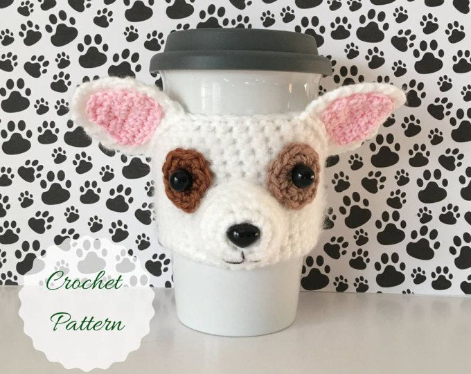 Chihuahua Pattern Crochet Chihuahua Crochet Patterns Crochet Dog