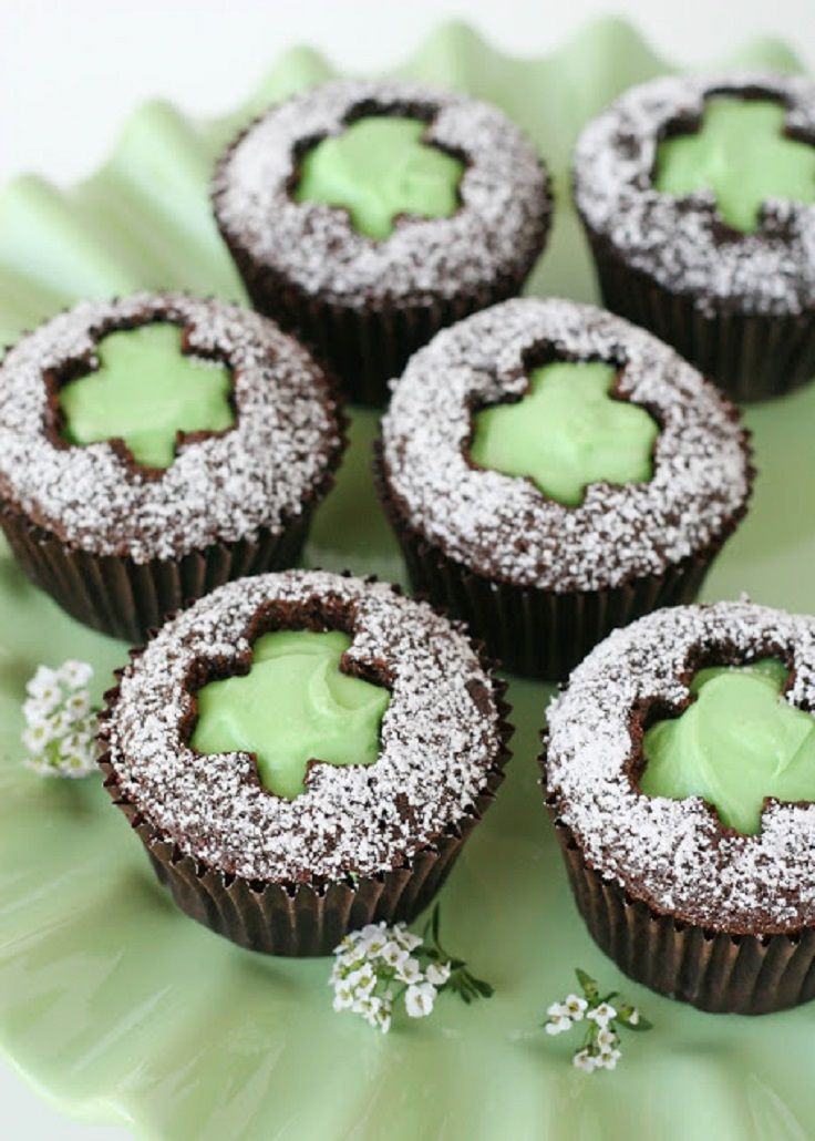 15 St.Patrick's Day Green Desserts