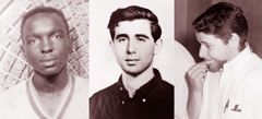 June 21, 1964 · Philadelphia, Mississippi James Earl Chaney, Andrew Goodman and Michael Henry Schwerner, young civil rights workers, were arrested by a deputy sheriff and then released into the hands of Klansmen who had plotted their murders. They were shot, and their bodies were buried in an earthen dam.