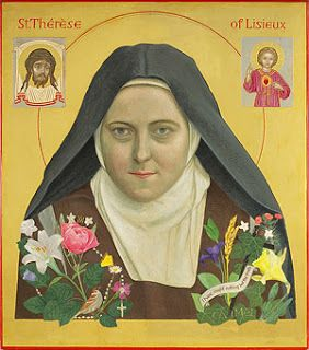 El Blog Del Padre Eduardo Lo Que Agrada A Dios En Mi Pequeña Alma St Therese Of Lisieux Thérèse Of Lisieux St Therese