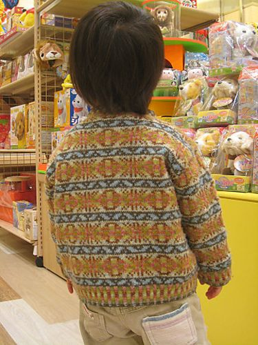 Ravelry: Peerie pattern by Chihiro Sato(佐藤ちひろ) | Fair Isle ...