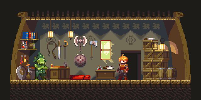 Inside trader 39 s room by isohei game pinterest for 2d room design