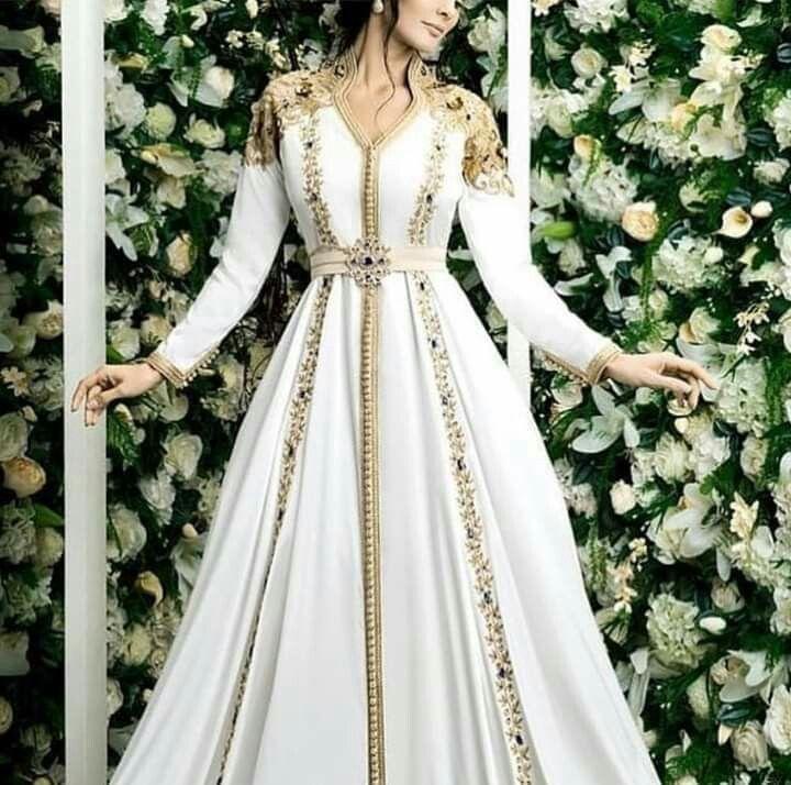 Idee Et Inspiration Robe De Soiree Tendance 2018 Image Description Vous Avez Trouve La Robe Ideale P Morrocan Dress Morrocan Wedding Dress Evening Dresses