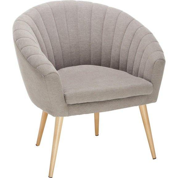Sessel in Braun, ca 75x77/45x66cm Wohnzimmer Pinterest - gemütliches sofa wohnzimmer