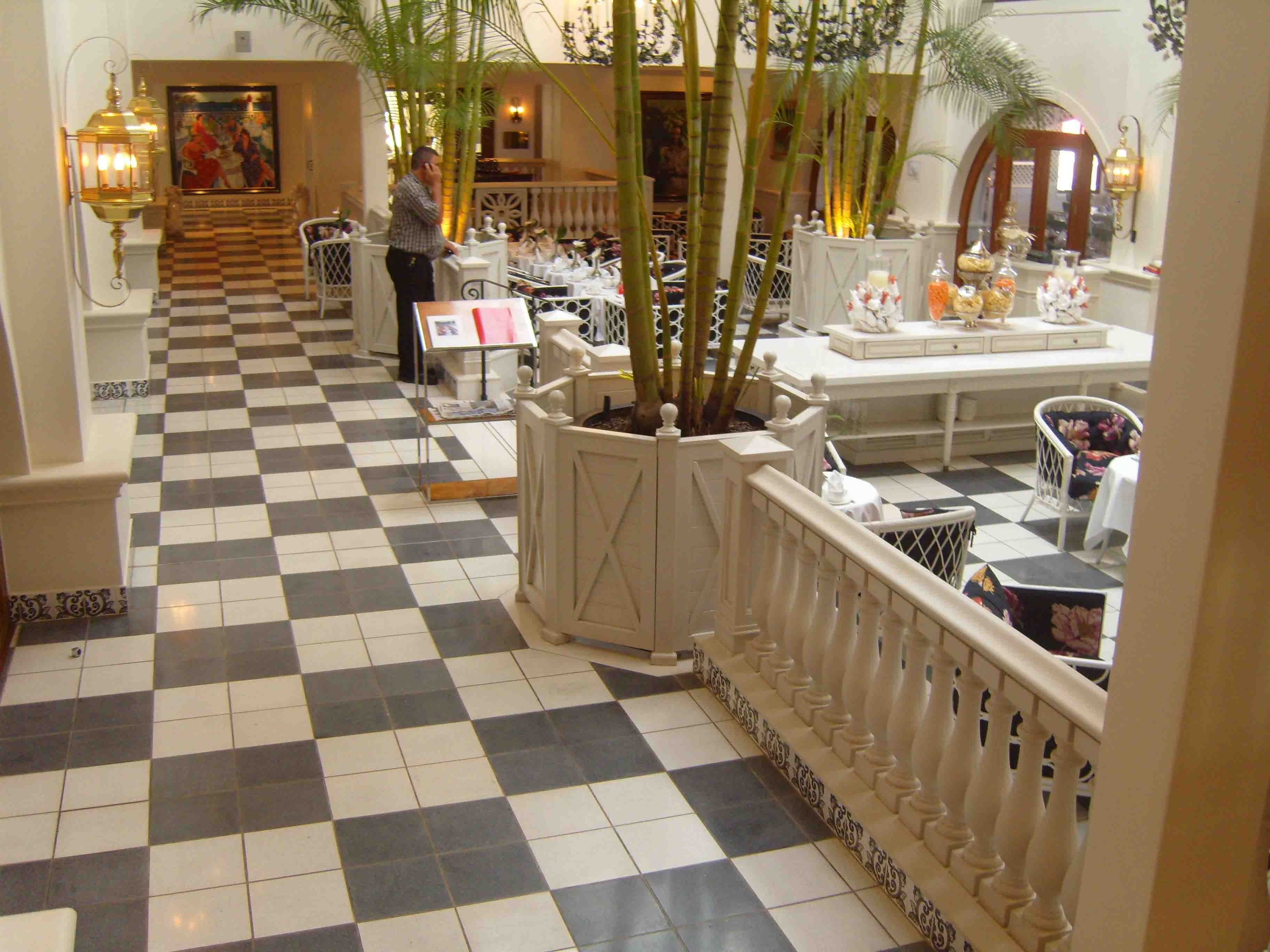 Terrazzo Tiles Supplied To Five Star Oyster Box Hotel