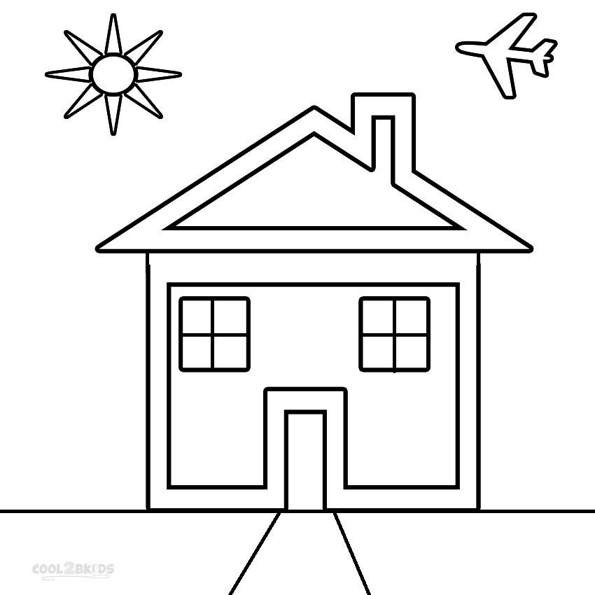 Printable Shapes Coloring Pages For Kids Cool2bKids - best of shield volcano coloring pages