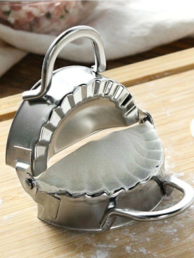 🎛 Stainless Steel Manual Dumpling #Mould in 2020 ...