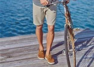 Oxford Chino Shorts from Next